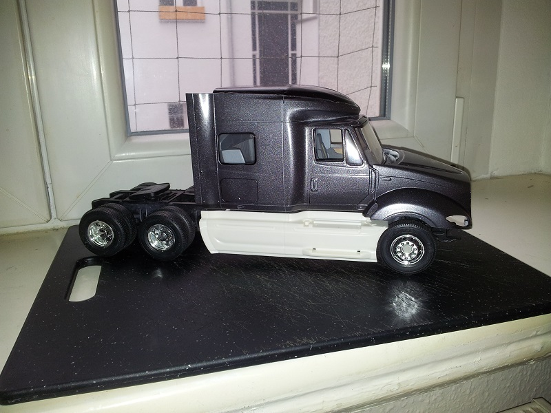International ProStar / Revell, 1:25 20190131
