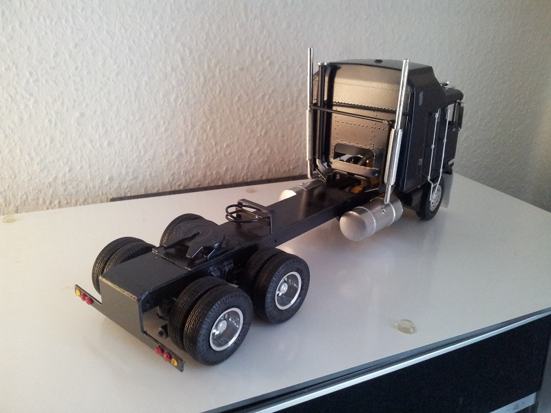 Matchbox Papa Truck second hand bau 20190315