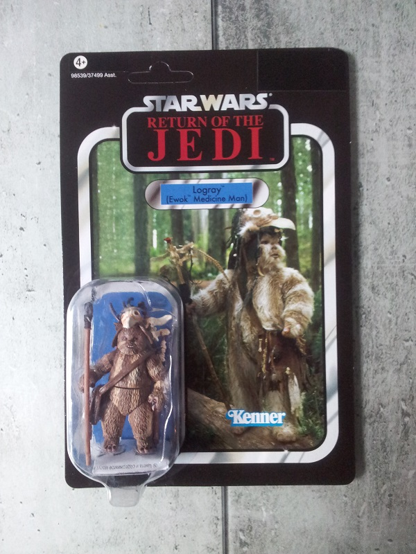 Kenner Star wars Episode 6 Rückker der Jedi Ritter. 20191019