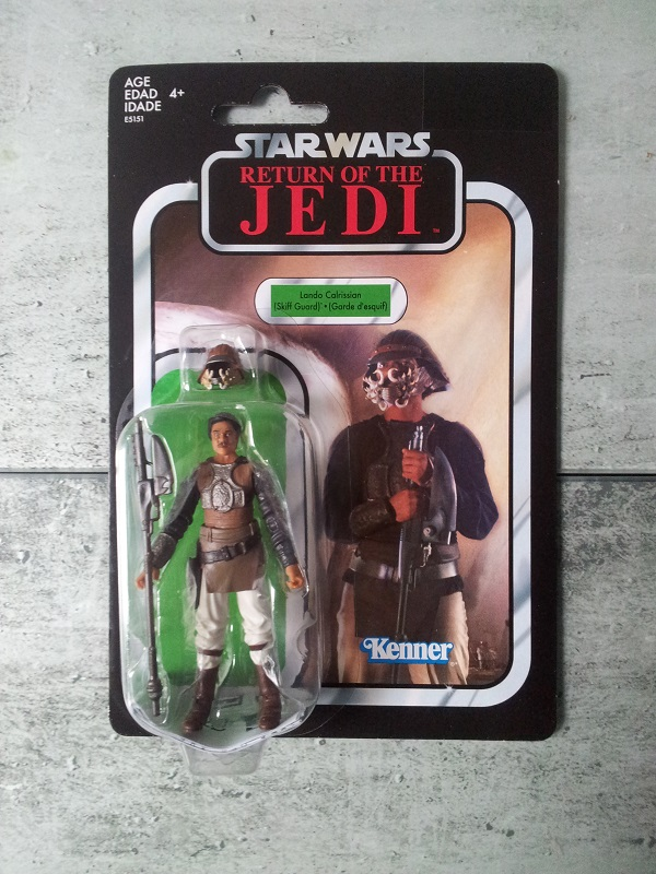 Kenner Star wars Episode 6 Rückker der Jedi Ritter. 20191049