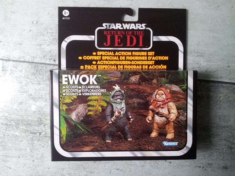 Kenner Star wars Episode 6 Rückker der Jedi Ritter. 20191050