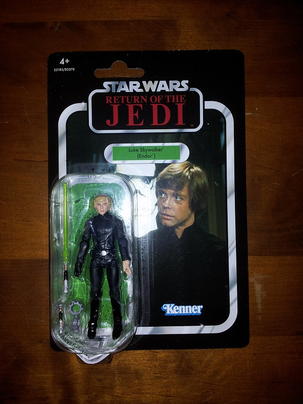 Kenner Star wars Episode 6 Rückker der Jedi Ritter. 20191114