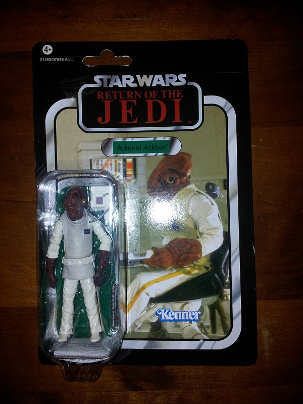Kenner Star wars Episode 6 Rückker der Jedi Ritter. 20191116