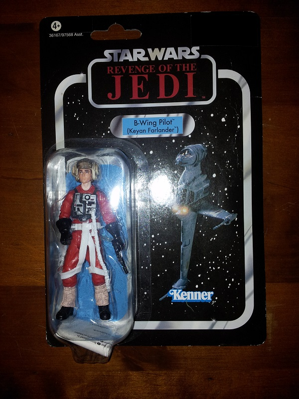Kenner Star wars Episode 6 Rückker der Jedi Ritter. 20191117