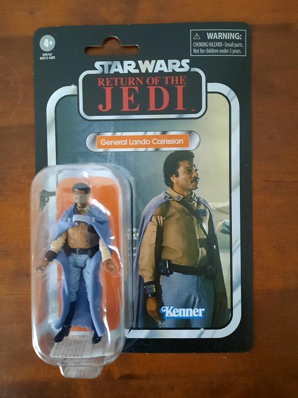 Kenner Star Wars Episode 6 Rückkehr der Jedi Ritter. 20200717