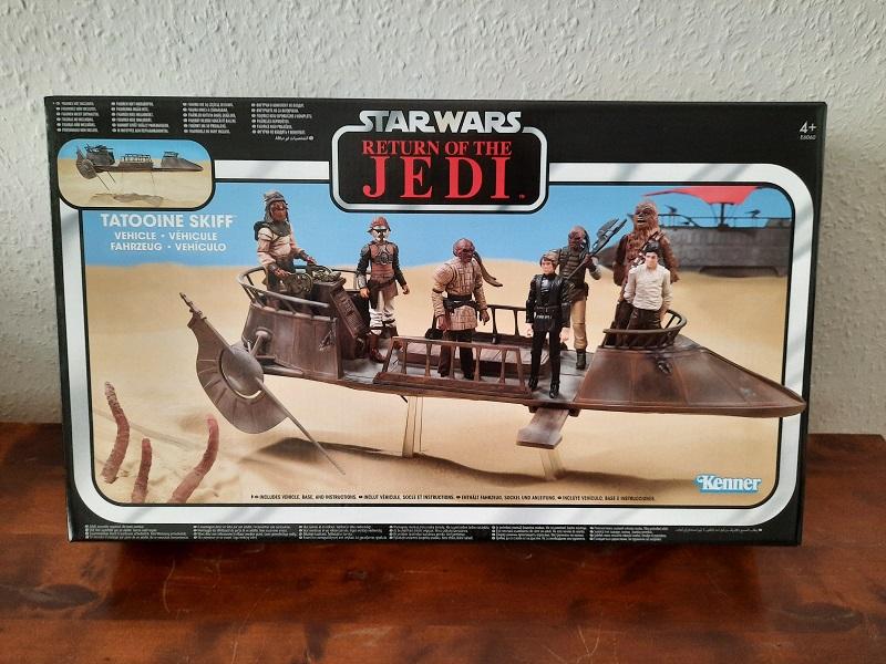 Kenner Star Wars Raumschiffe & Co. 20201010