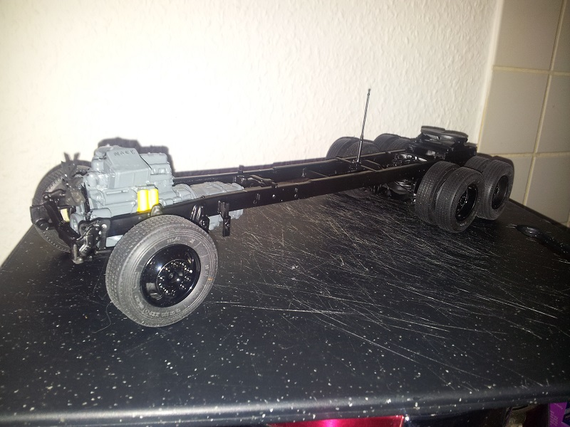 Convoy Rubber Duck 1:25 2711