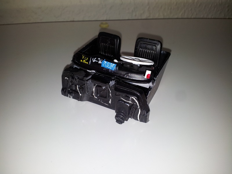 Convoy Rubber Duck 1:25 3511