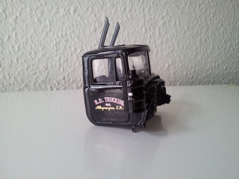 Convoy Rubber Duck 1:25 4211