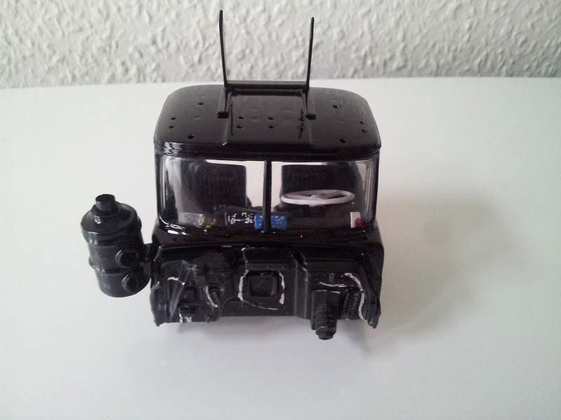 Convoy Rubber Duck 1:25 4410