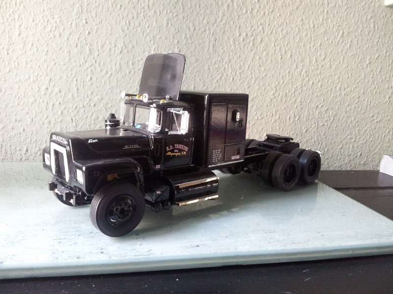 Convoy Rubber Duck 1:25 4710