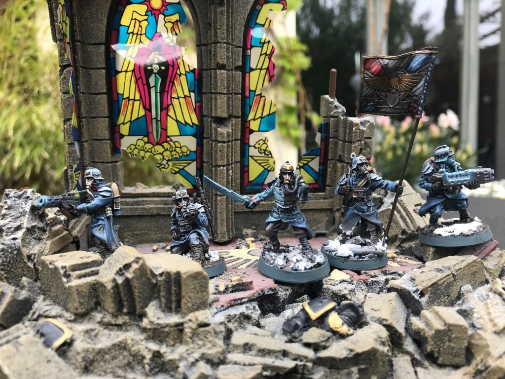 Death Korps of Verdain W40K Mcllb410