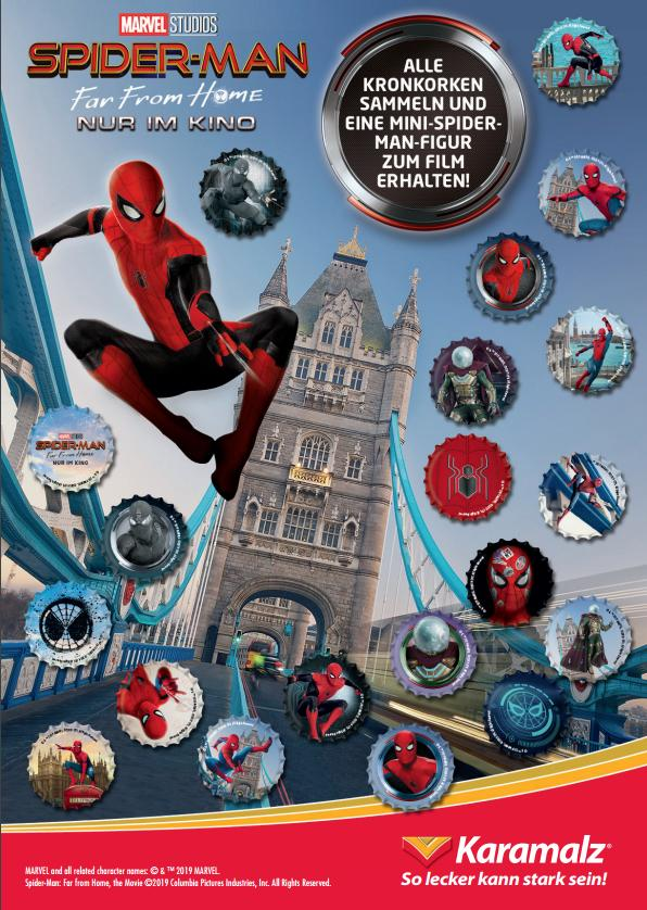 "Karamalz "" nouvelle serie "" Spider10"