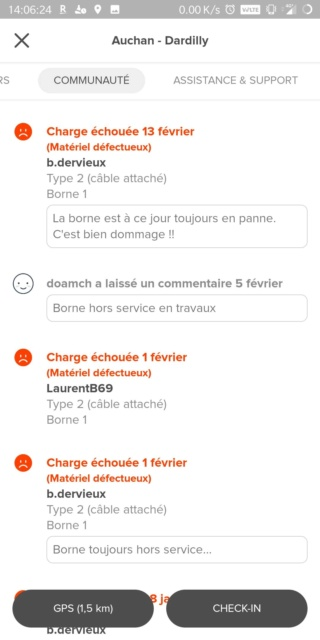Merci à Chargemap d'exister ! - Page 3 Charge17