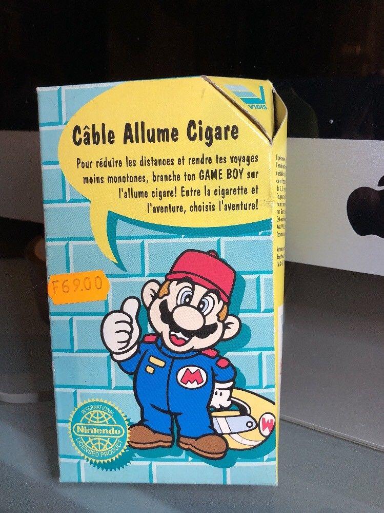 Accessoire Vidis pour Nintendo NES GB et SNES Azerty10