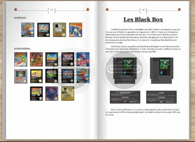 Je sors mon livre sur le NES Europe Captur10