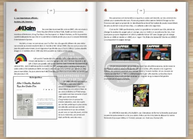 Je sors mon livre sur le NES Europe Captur12