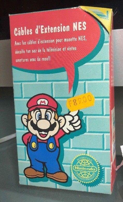 Accessoire Vidis pour Nintendo NES GB et SNES Hjvjhb10
