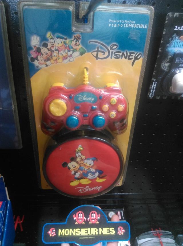 Recherche Pack Playstation 1 sous blister rigide Disney Imag1512