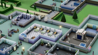 Two Point Hospital arrive !!  S8-96f11