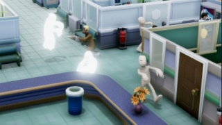 Two Point Hospital arrive !!  Two-po11