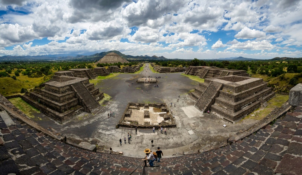 Les pyramides mystérieuses Panora10