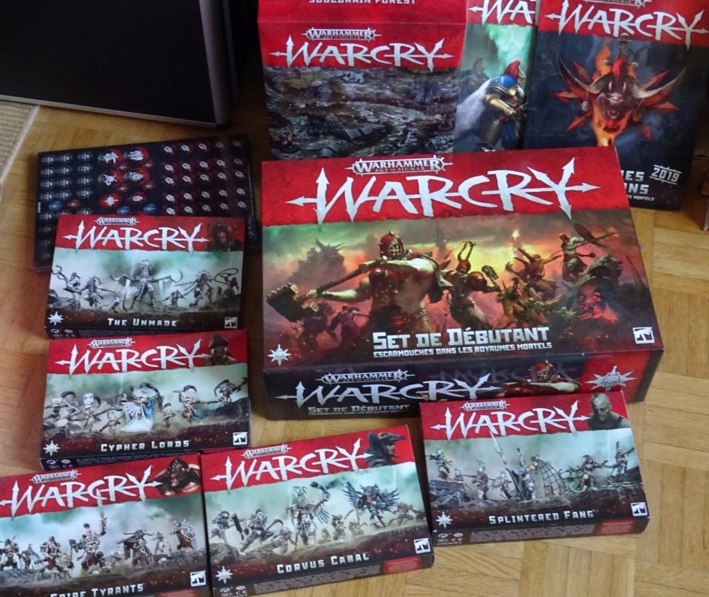Warcry chez Warhammer/Games Workshop, la version de Razorspoon Allinw10