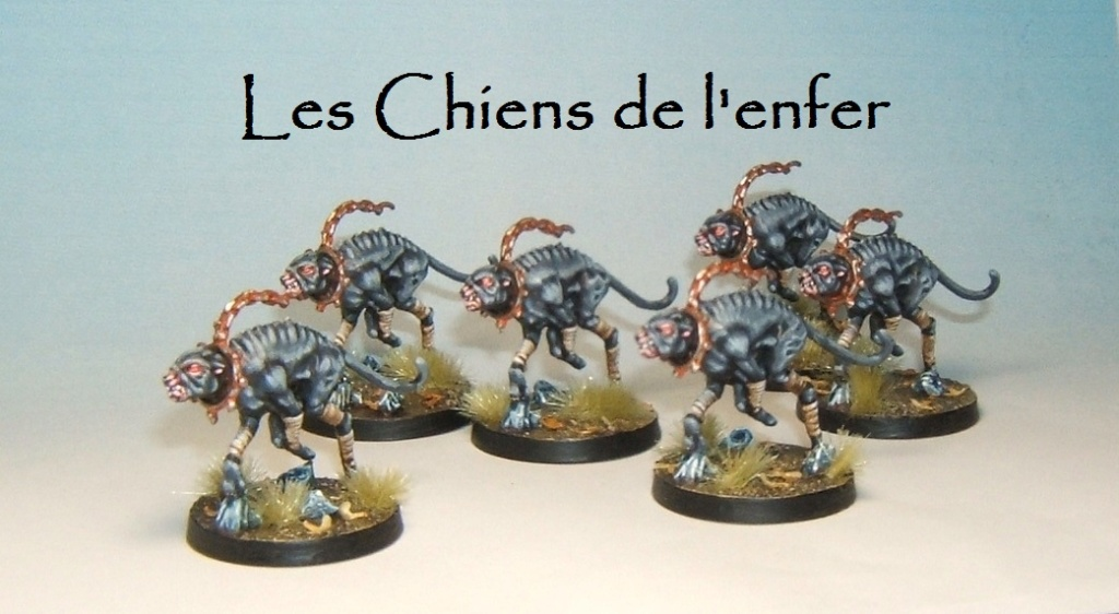 Mythic Battles Pantheon - la version de Razorspoon Chiens11