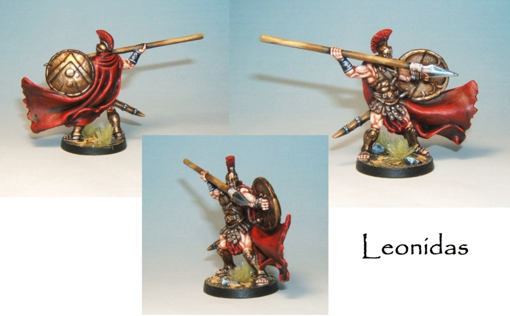 Mythic Battles Pantheon - la version de Razorspoon Leonid10