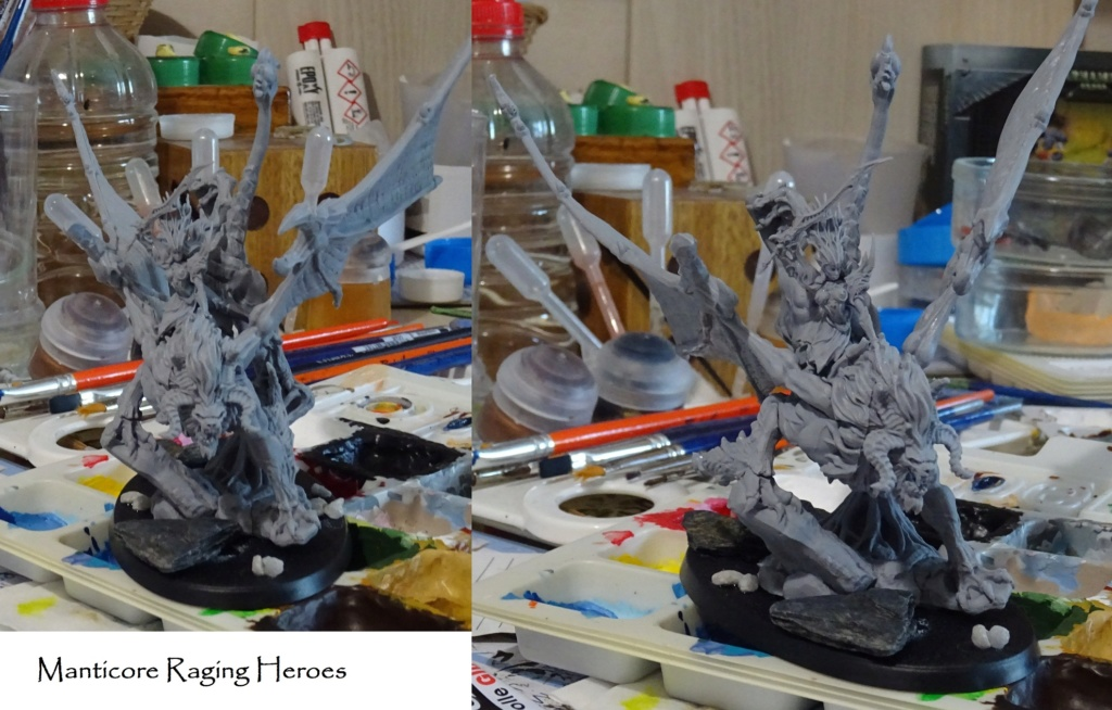 Lady Kashala sur Manticore - Raging Heroes Mantic13