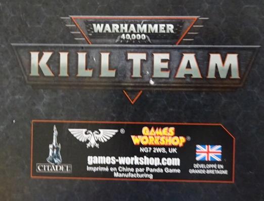 Warcry chez Warhammer/Games Workshop, la version de Razorspoon Marque11