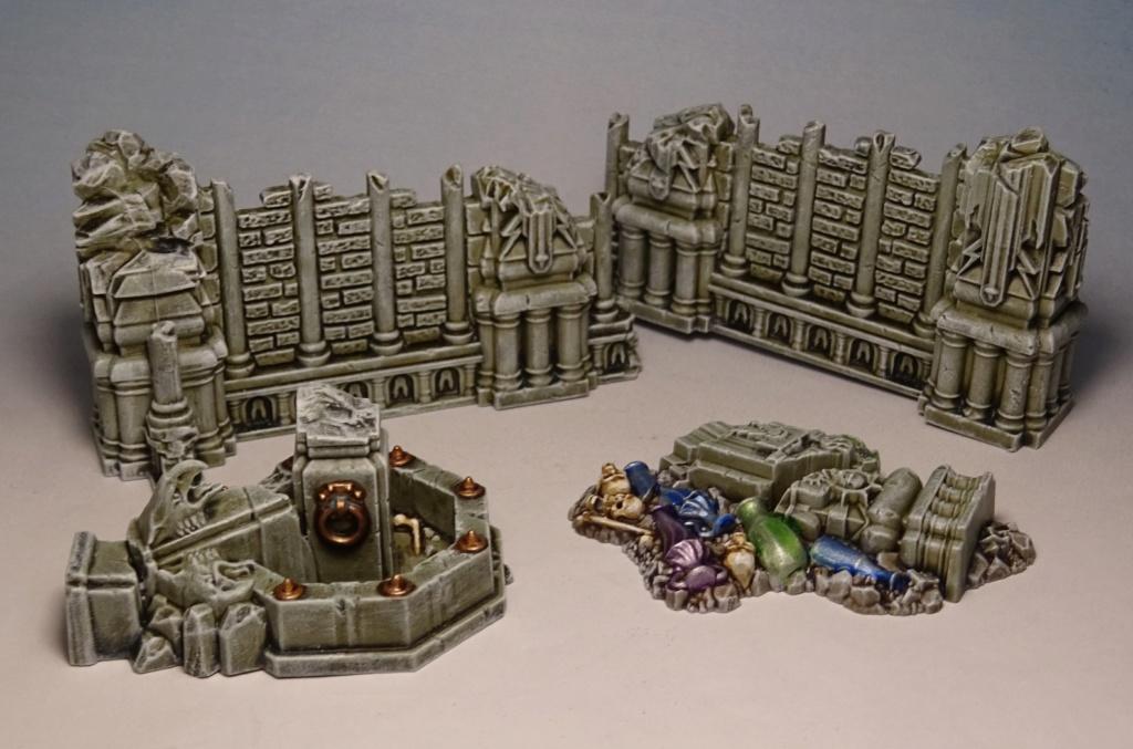Warcry chez Warhammer/Games Workshop, la version de Razorspoon Ruines10