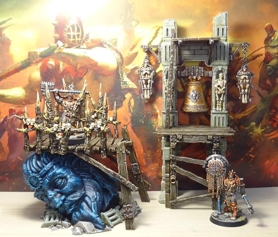 Warcry chez Warhammer/Games Workshop, la version de Razorspoon Ruines13