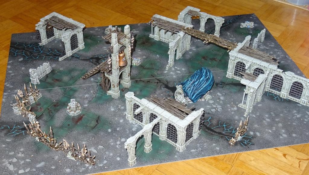 Warcry chez Warhammer/Games Workshop, la version de Razorspoon - Page 2 Ruines15
