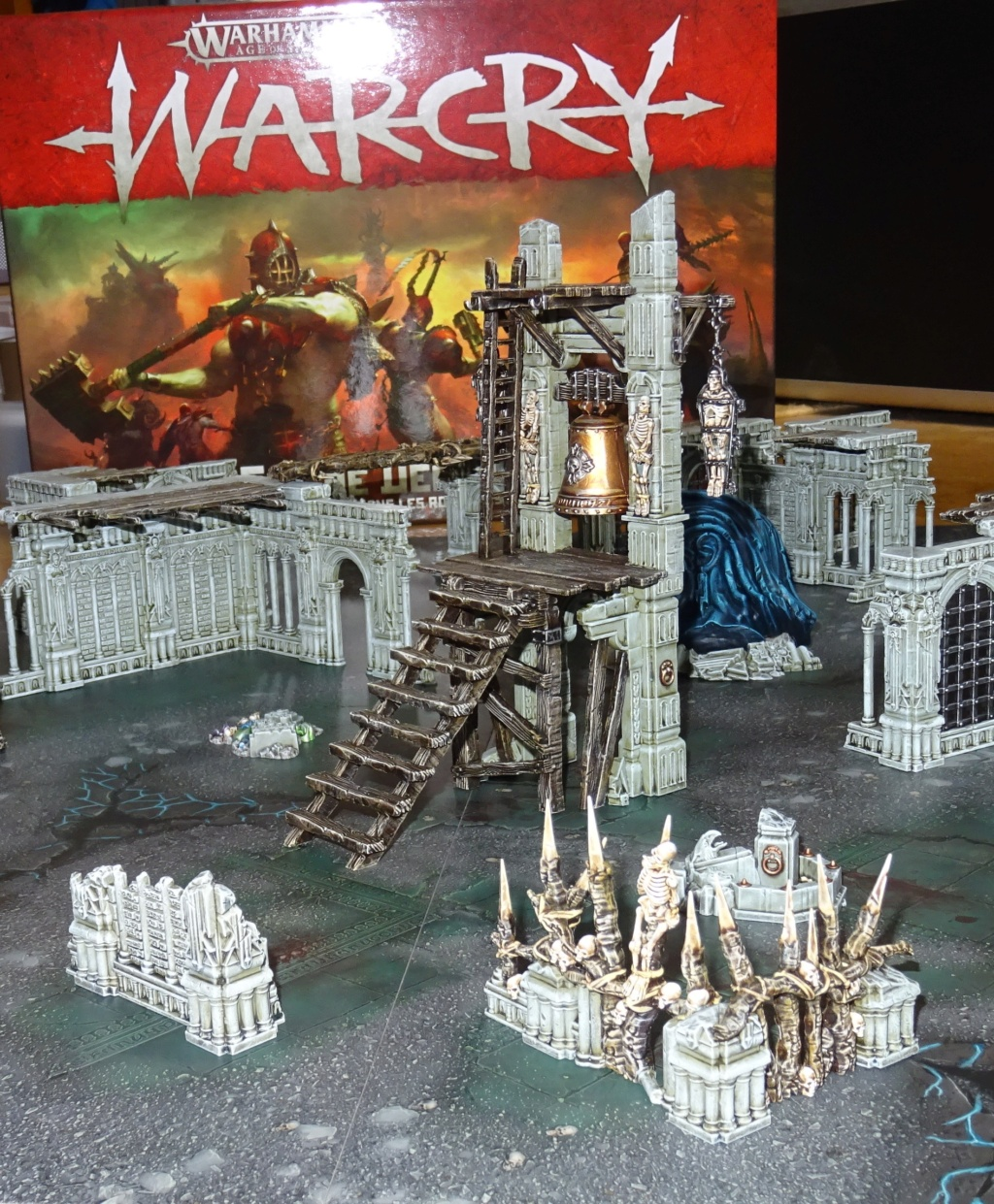 Warcry chez Warhammer/Games Workshop, la version de Razorspoon - Page 2 Ruines17