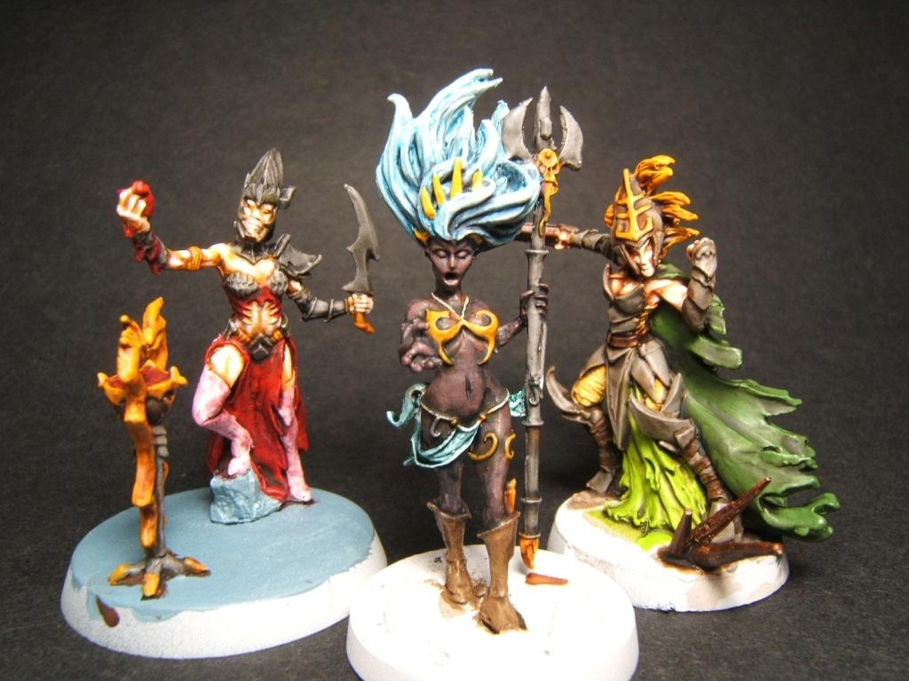 Trilogie des Sorcières elfes - Prélude Sorciz13