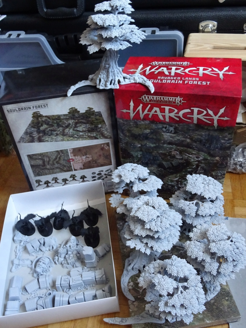 Warcry chez Warhammer/Games Workshop, la version de Razorspoon Souldr10