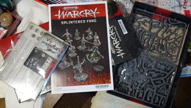 Warcry chez Warhammer/Games Workshop, la version de Razorspoon Splint10
