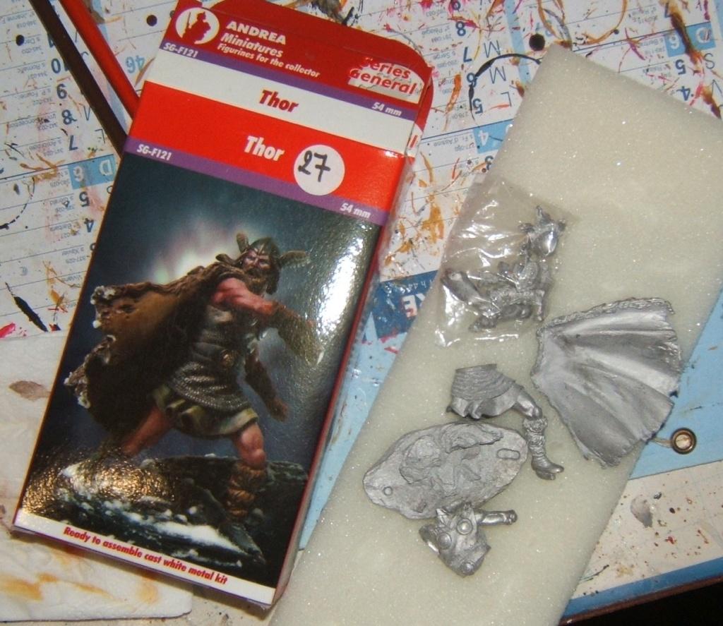 Thor, Andrea miniature Thoran10