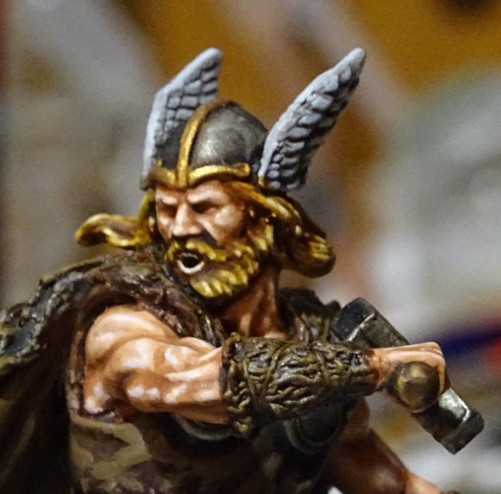 Thor, Andrea miniature Thoran13