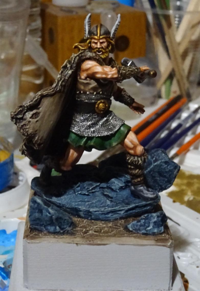 Thor, Andrea miniature Thoran15