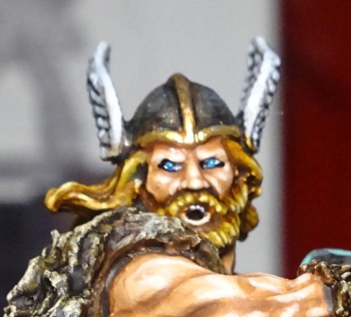 Thor, Andrea miniature Thoran17