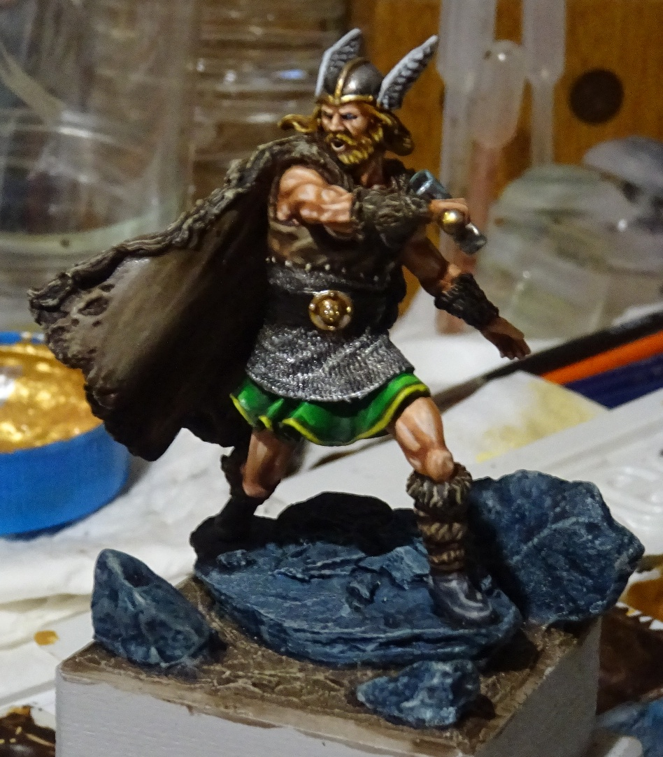 Thor, Andrea miniature Thoran19