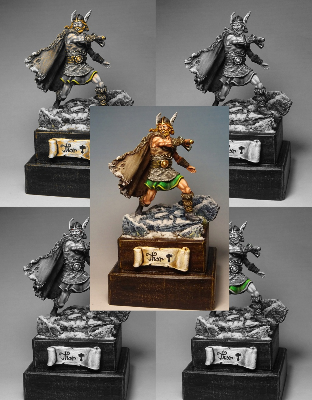 Thor, Andrea miniature Thoran21