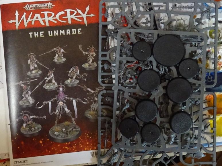 Warcry chez Warhammer/Games Workshop, la version de Razorspoon Unmade10