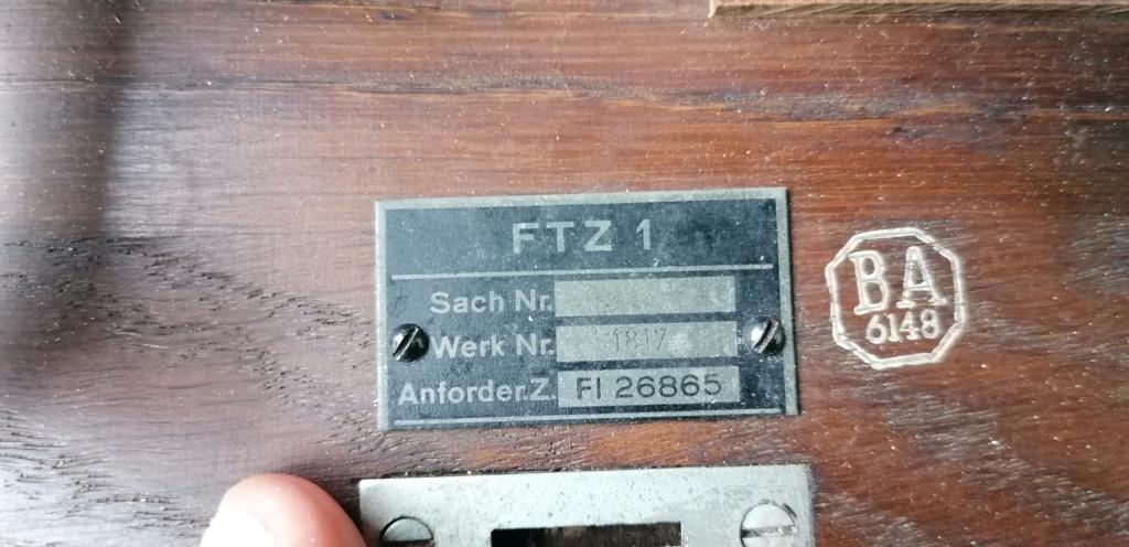 Ma rentrée du jour - Ferntastzusatzgerät 1 - FTZ 1 Img_2023