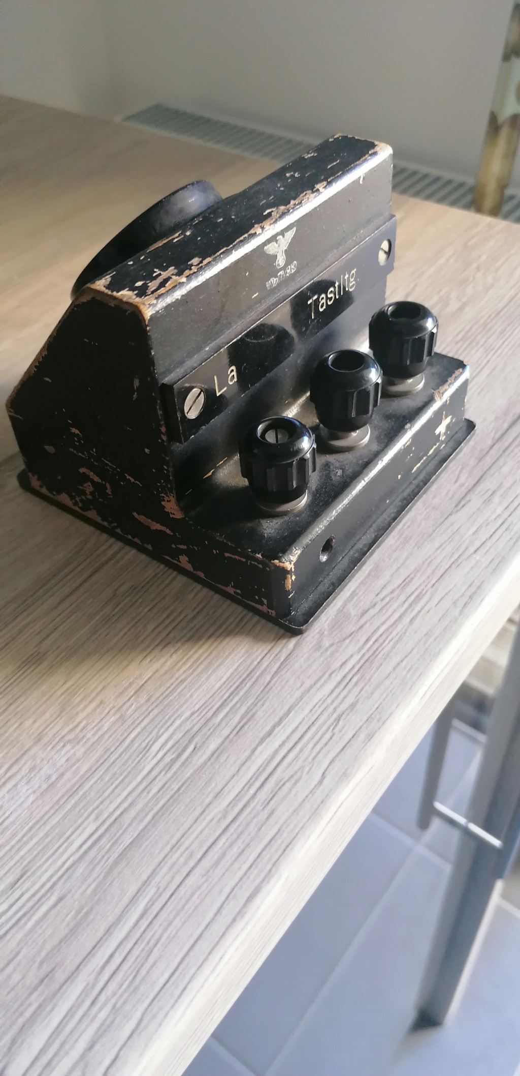 Identification appareil de mesure allemand ww2 Img_2066