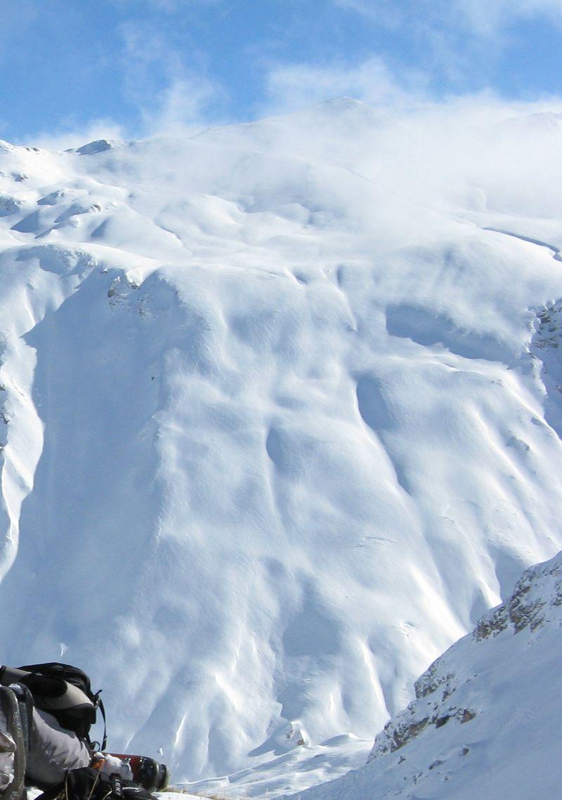 Les Pentes de Lorès à Val d'Isère Lores010
