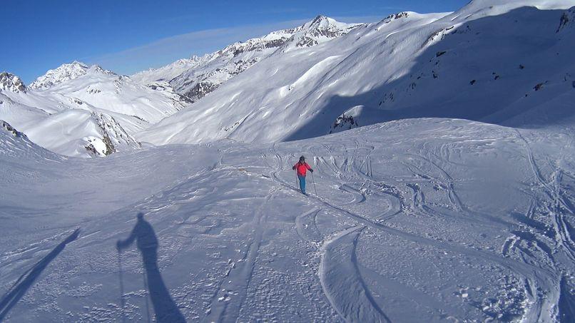 Les Pentes de Lorès à Val d'Isère Lores013