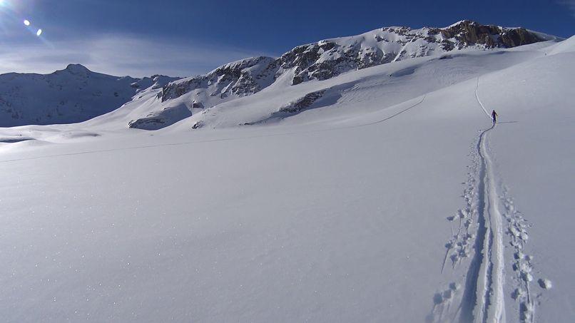 Les Pentes de Lorès à Val d'Isère Lores016